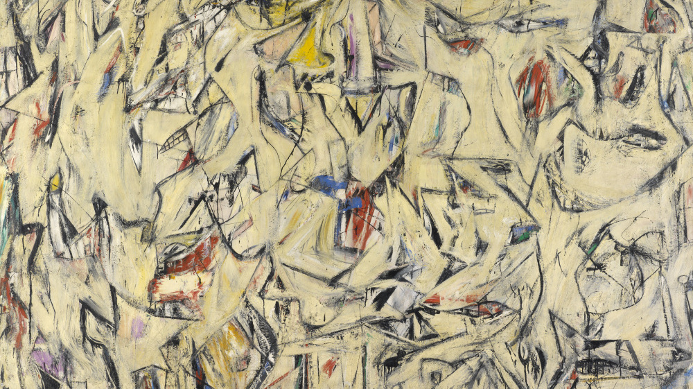 Willem de Kooning - Excavation - 1950
